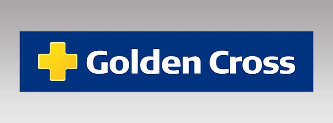 GOLDEN CROSS MLOGO